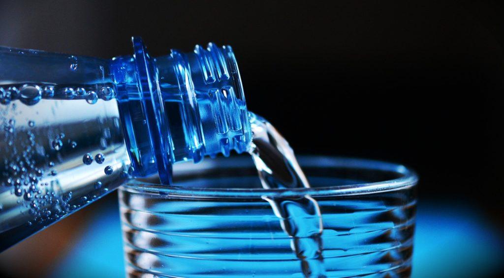 Das Gehirn braucht bis zu 3 Liter Wasser um zu funktionieren.