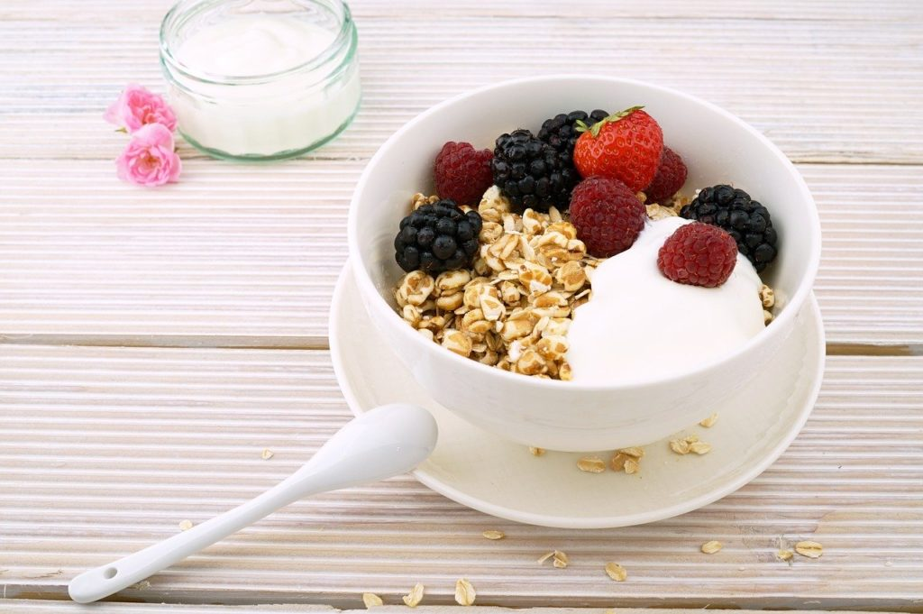 Haferflocken sind das perfekte Frühstück für unser Gehirn.