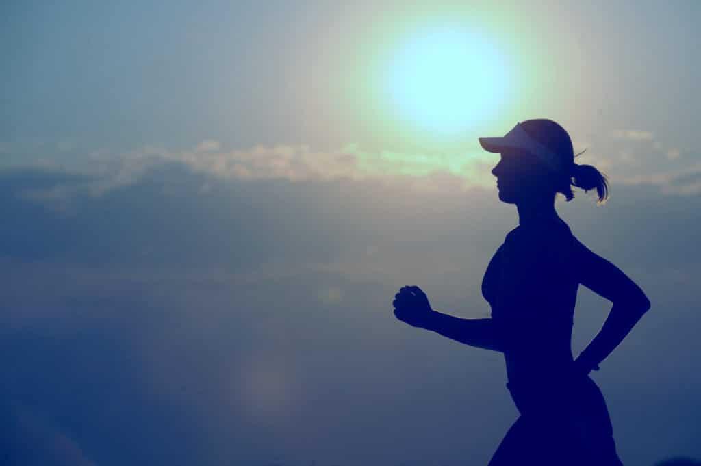 Laufen für mehr Sauerstoff im Gehirn