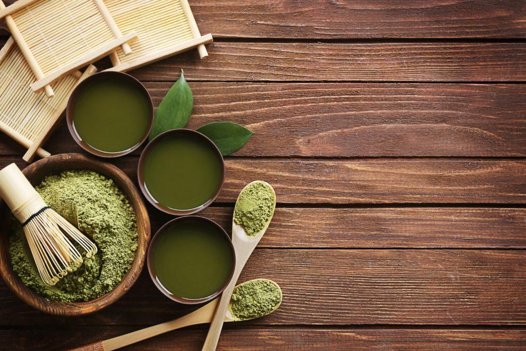 wechseljahre symptome gruener tee